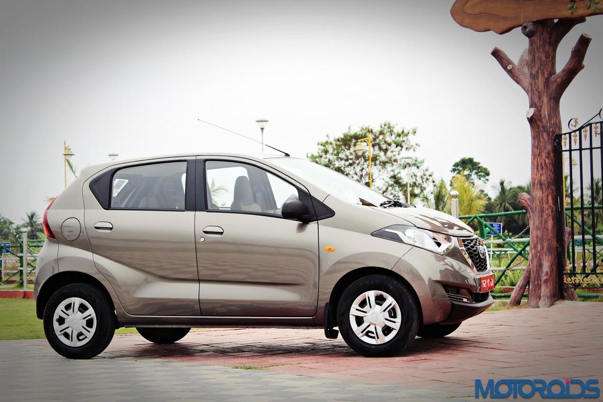 Datsun Redi Go Review Prudent Panache Motoroids