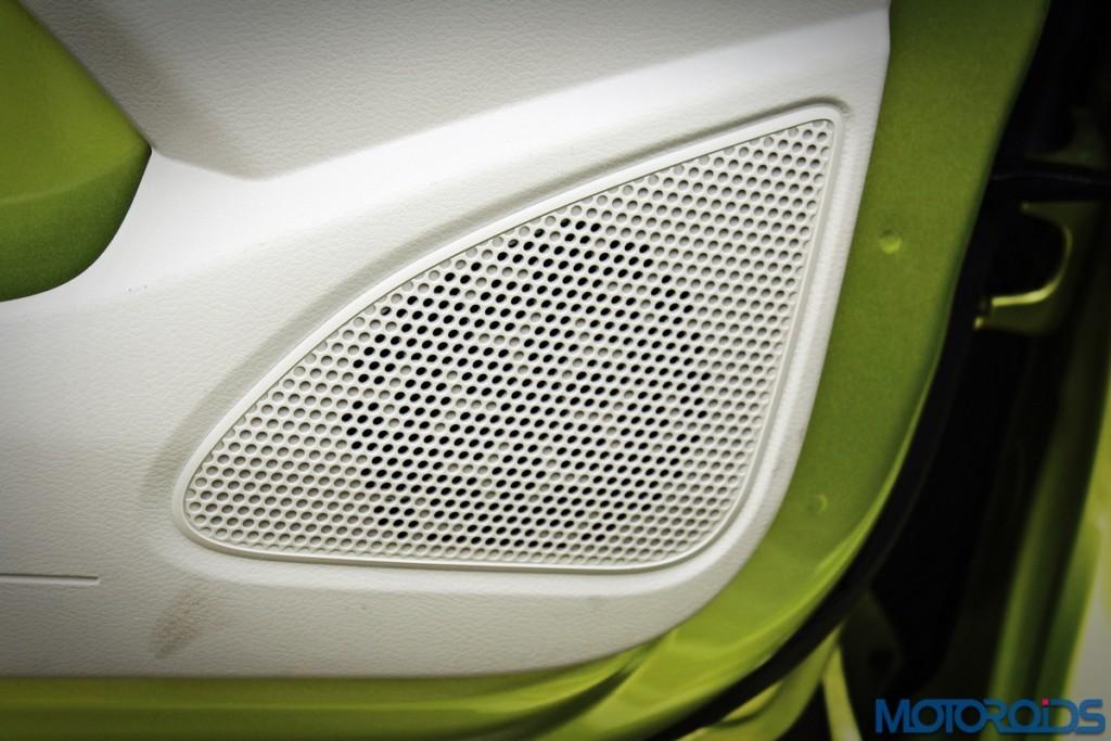 Datsun redi-Go speaker