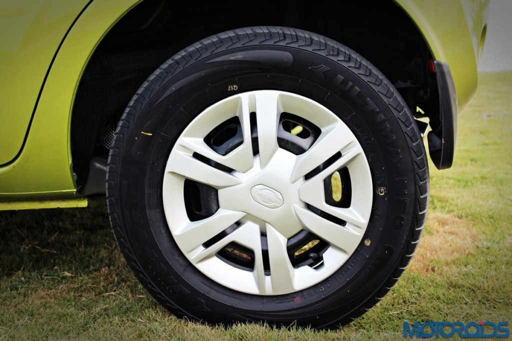 Datsun redi-Go wheel