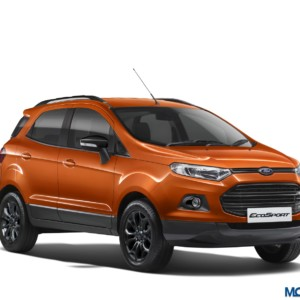 Ford EcoSport 'Black Edition' launched, prices start at INR 8.58 Lakh ex-Delhi