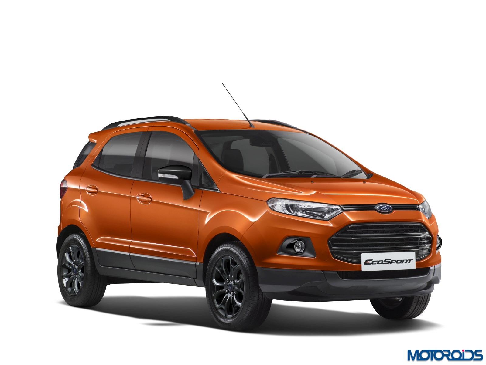 ford ecosport �black edition� launched prices start at