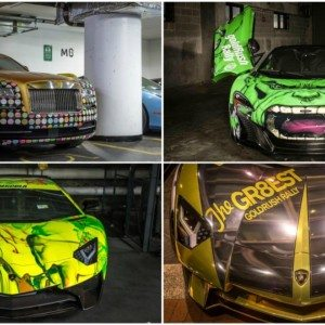 Image Gallery : GoldRush Rally supercars are the wildest we have ever seen