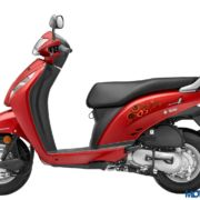 Honda Activa i Imperial Red Metallic 180x180 2016 Honda Activa i launched at INR 46,596 (Ex Delhi); 3 new colours added to the lineup