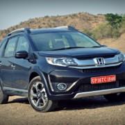 Honda BR V 89 180x180 Honda BR V Review (Petrol MT,CVT; Diesel MT) : Beefy Ambitions