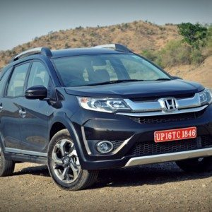 Honda BR-V Review (Petrol – MT,CVT; Diesel – MT) : Beefy Ambitions