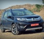 Honda BR-V Review (Petrol – MT,CVT; Diesel – MT) : Beefy Ambitions