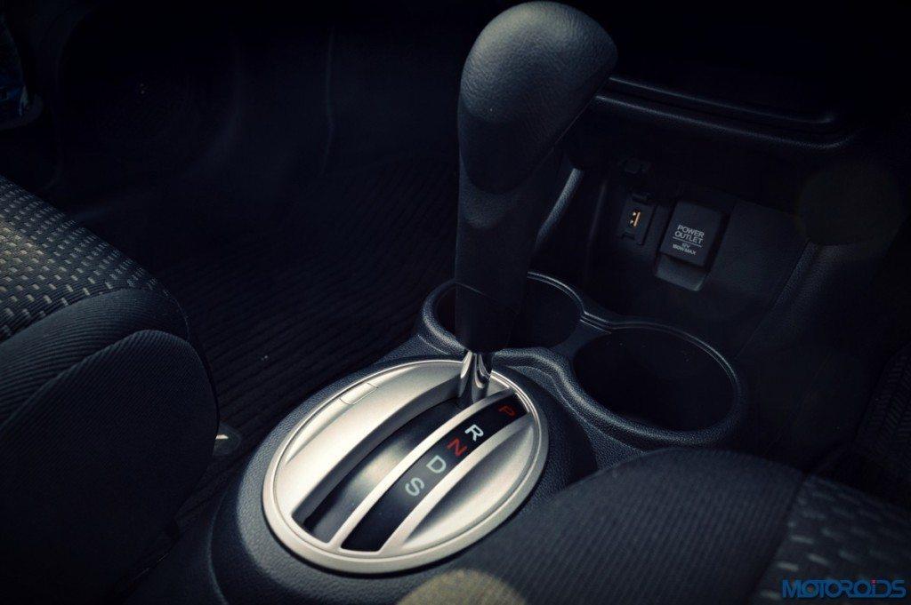Honda BR-V CVT