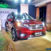 Honda BR V Launched in Mumbai 5 180x180 Honda BR V launched in Mumbai, OTR prices and add ons list