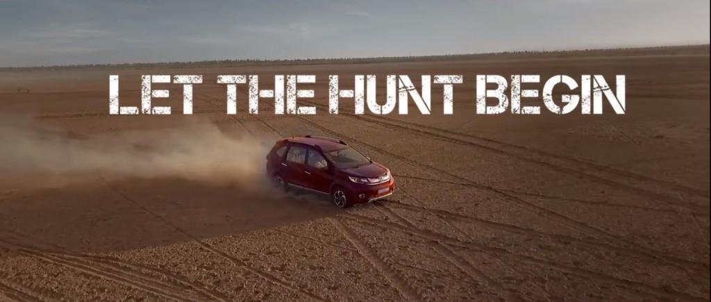 Honda BR-V TVC