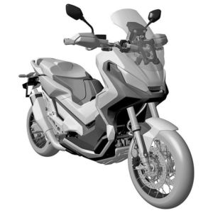 Honda City Adventure patents filed, images leaked online : Details and patent images