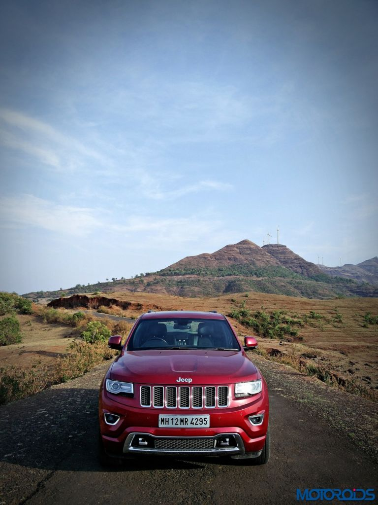 Jeep Grand Cherokee India Review (2)