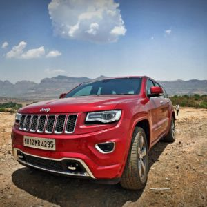New 2016 Jeep Grand Cherokee 3.0 Eco Diesel India review : Emotive Apparatus