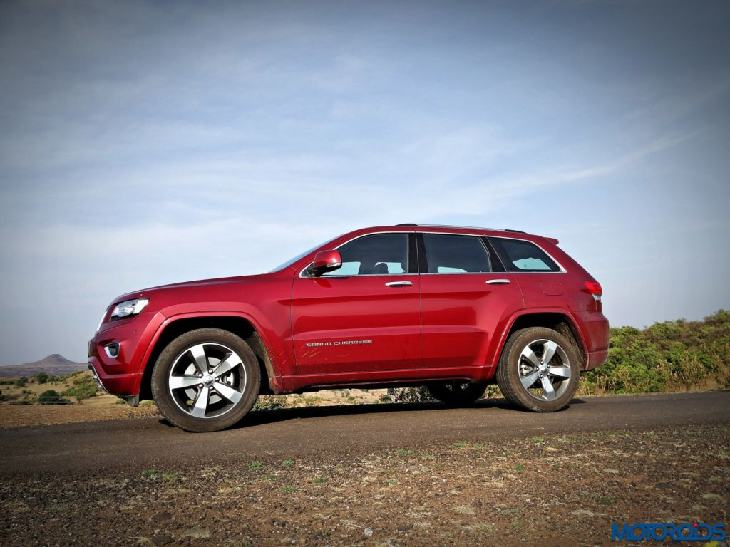Jeep Grand Cherokee India review exterior (8)