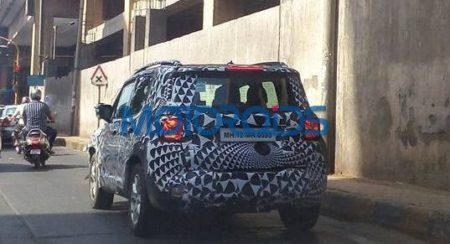 Jeep Renegade spied testing again (4)