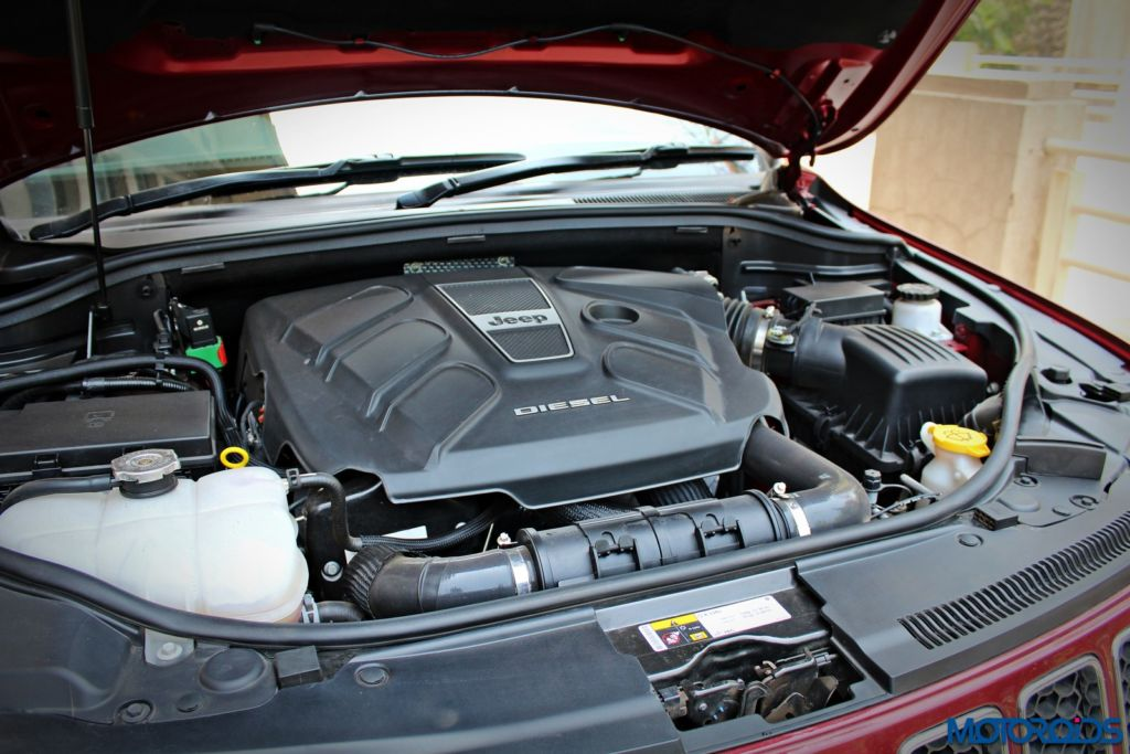 Jeep grand cherokee diesel engine