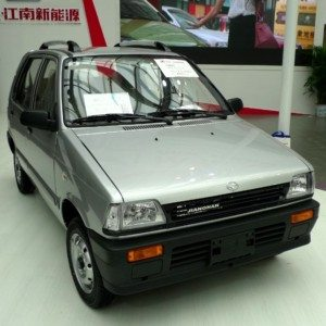 China's cheapest car is the resurrected Maruti 800; named the Jiangnan TT and sells for 15,800 yuan (INR 1.63 lakhs)