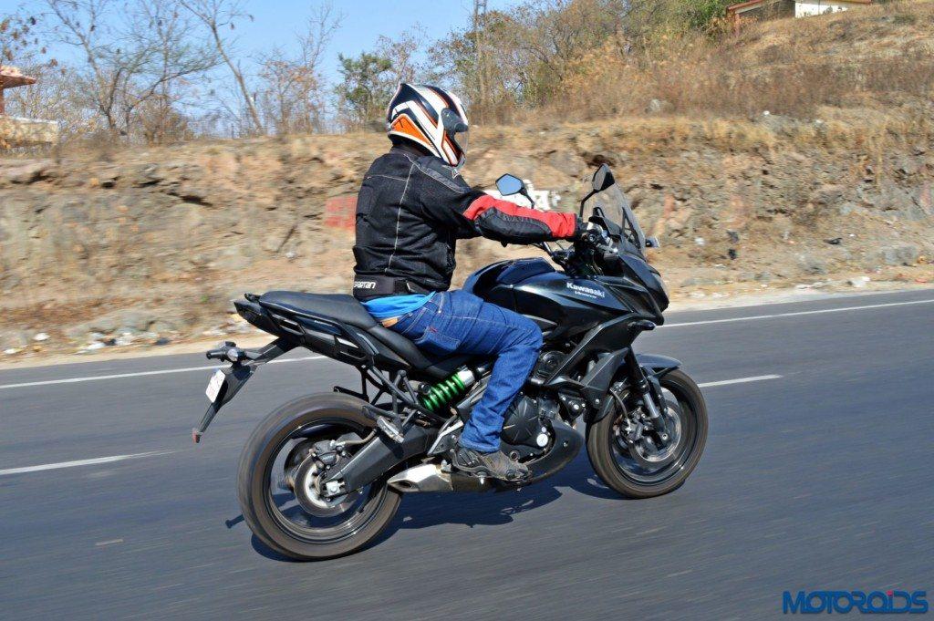 Kawasaki Versys 650 - Review - Action Shots (1)