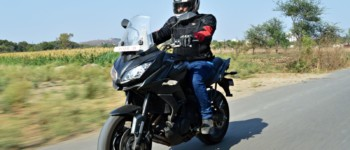 Kawasaki Versys 650 – Review – Action Shots (8)