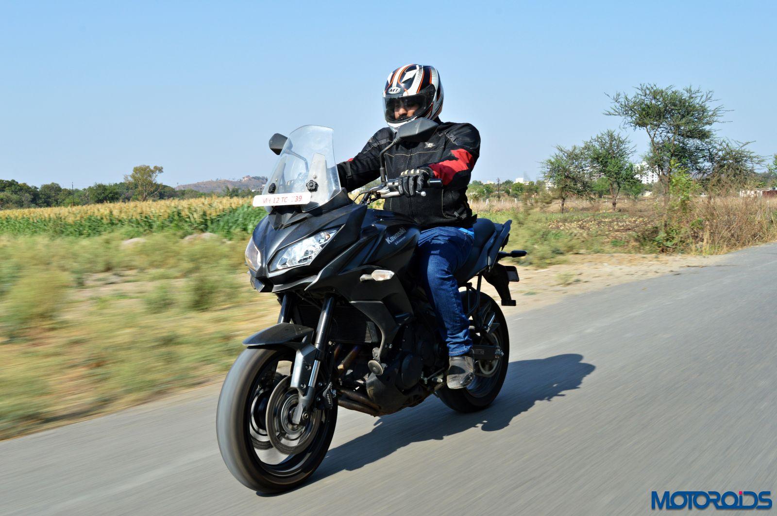 Kawasaki Versys India Review