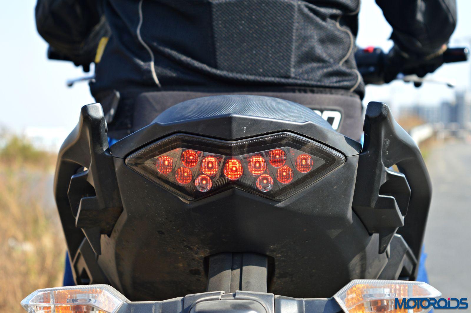 Kawasaki Versys 650 - Review - Details - Tail Light (1)