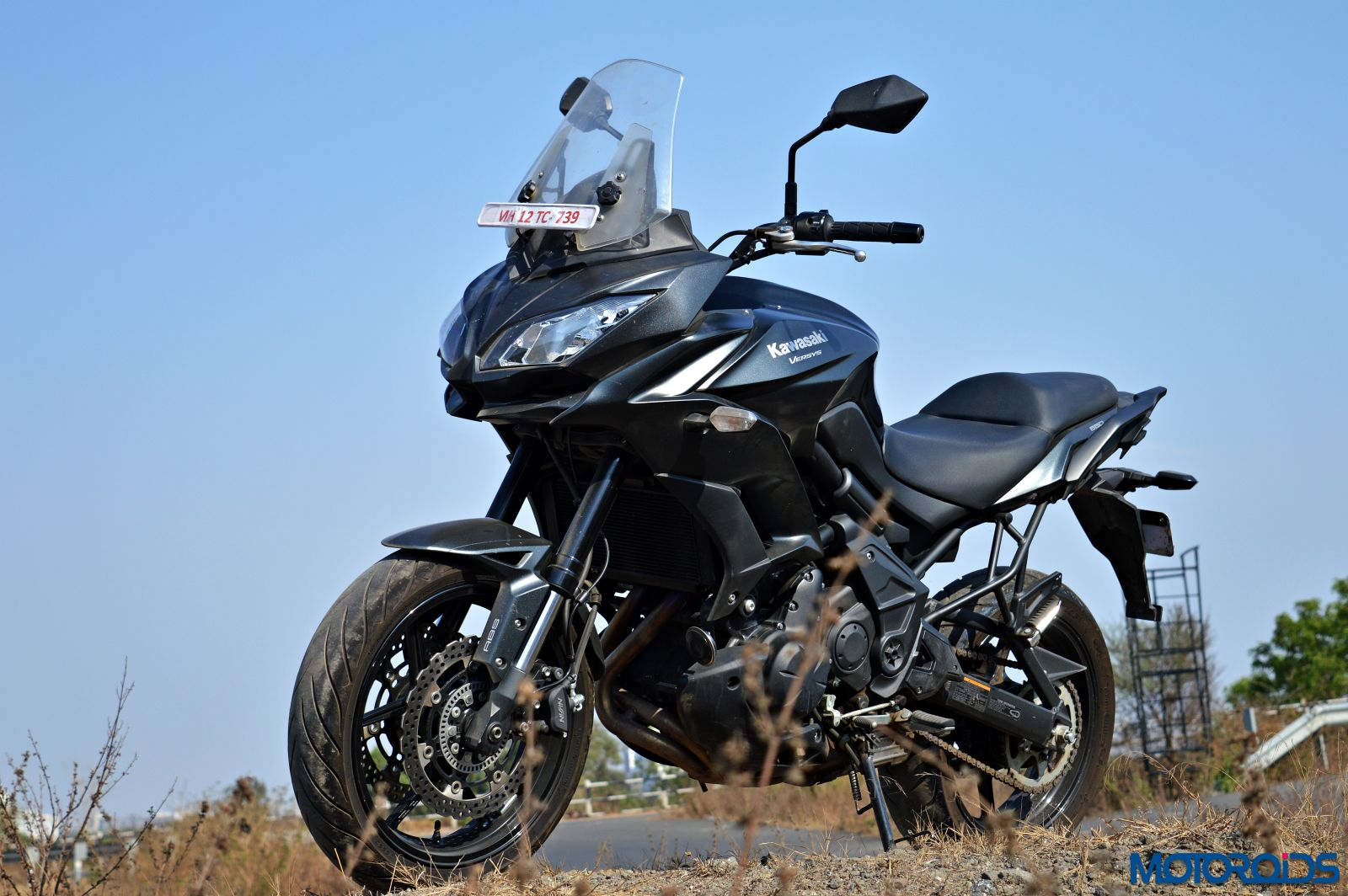 Kawasaki Versys 650 - Review - Still Shots (2)