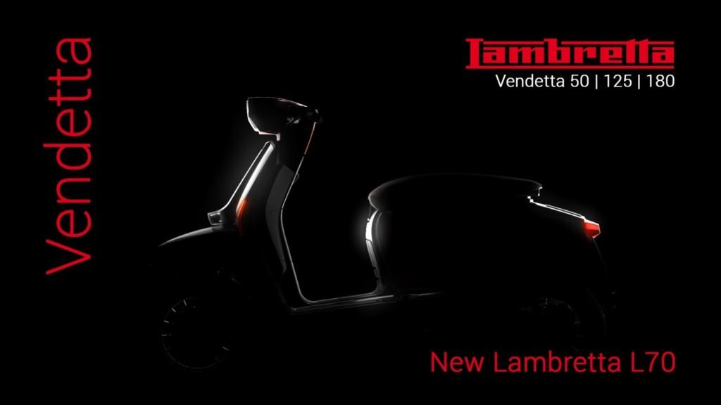 Lambretta L70 Vendetta