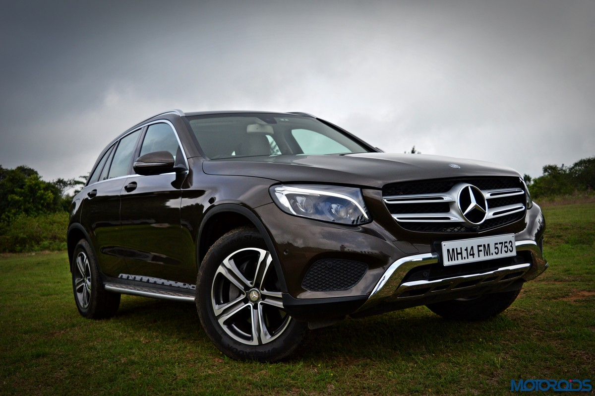 Mercedes benz glc launched in india prices start at inr for Mercedes benz glc