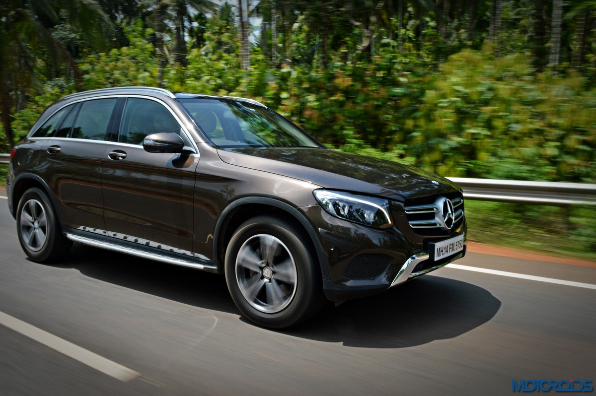 mercedes benz glc launched in india prices start at inr 50 7 lakhs motoroids. Black Bedroom Furniture Sets. Home Design Ideas