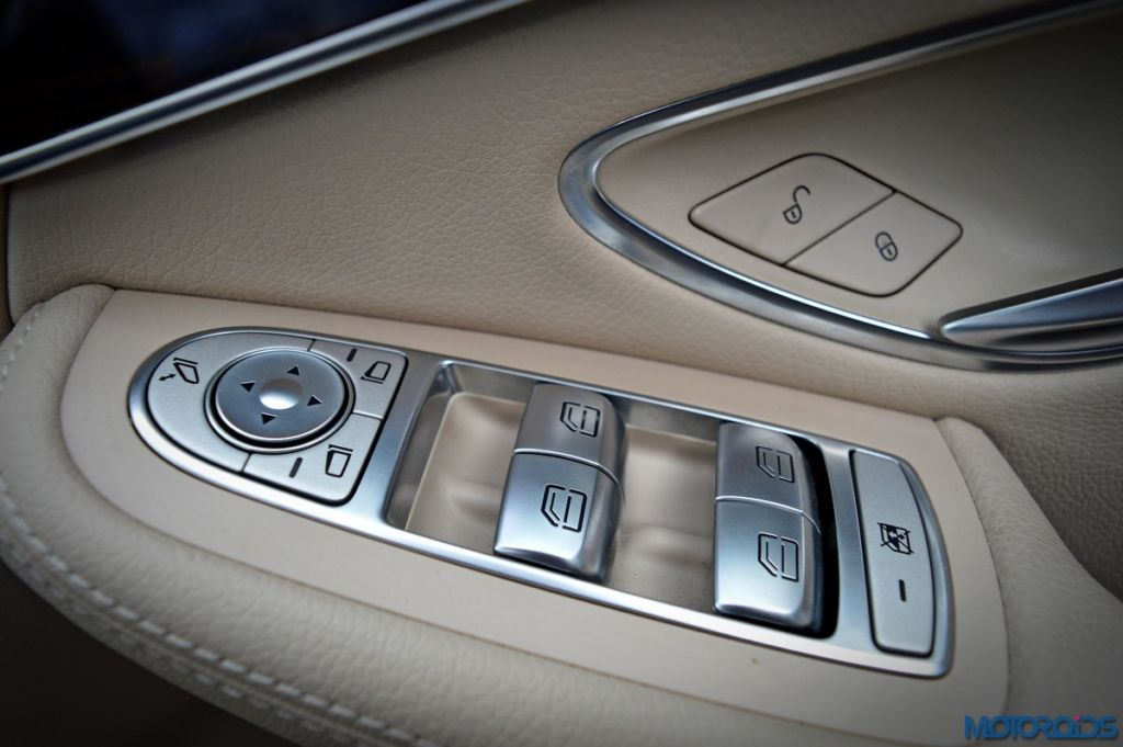 Mercedes-Benz GLC 220d power windows