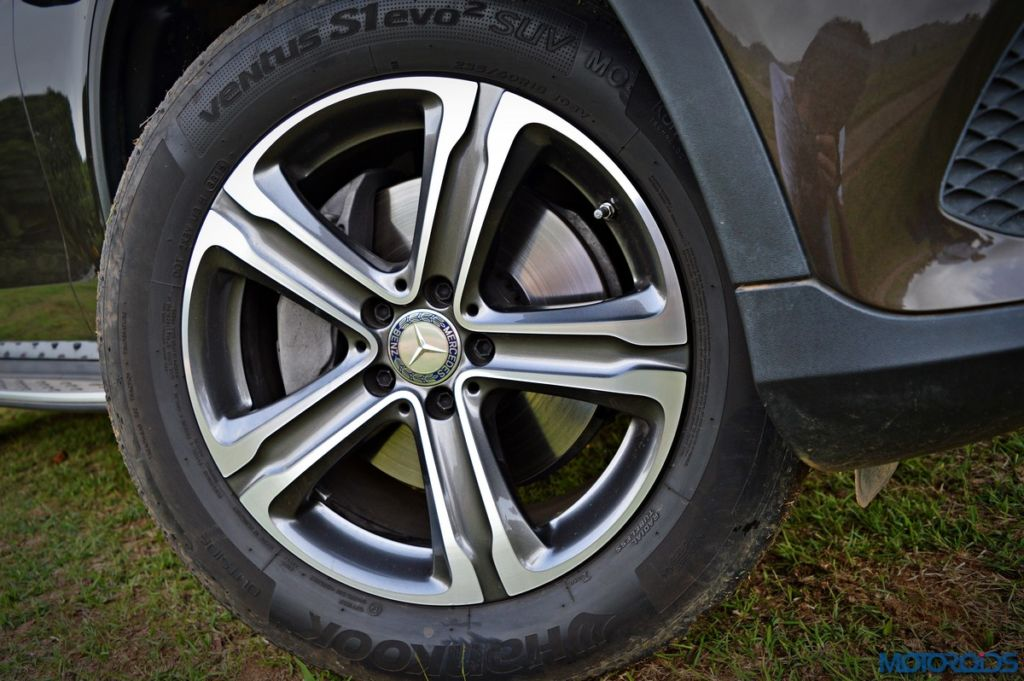 Mercedes-Benz GLC 220d wheel (1)