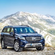 Mercedes Benz GLS CLass front 5 180x180 Mercedes Benz GLS 350 d launched in India, Priced INR 80.40 lakh ex Pune