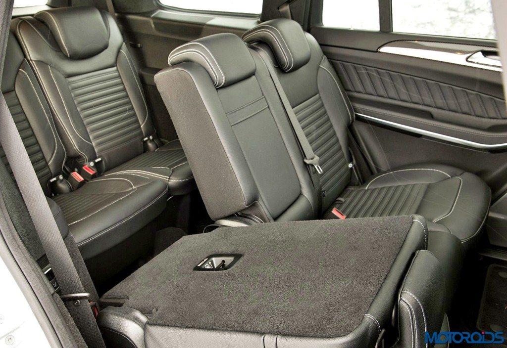 Mercedes Benz GLS CLass seats (1)