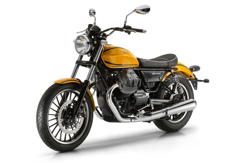 moto guzzi v9 bobber roamer confirmed for india launch. Black Bedroom Furniture Sets. Home Design Ideas