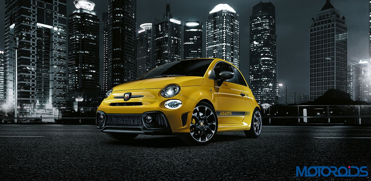 New-2016-Abarth-595-Facelift - 1