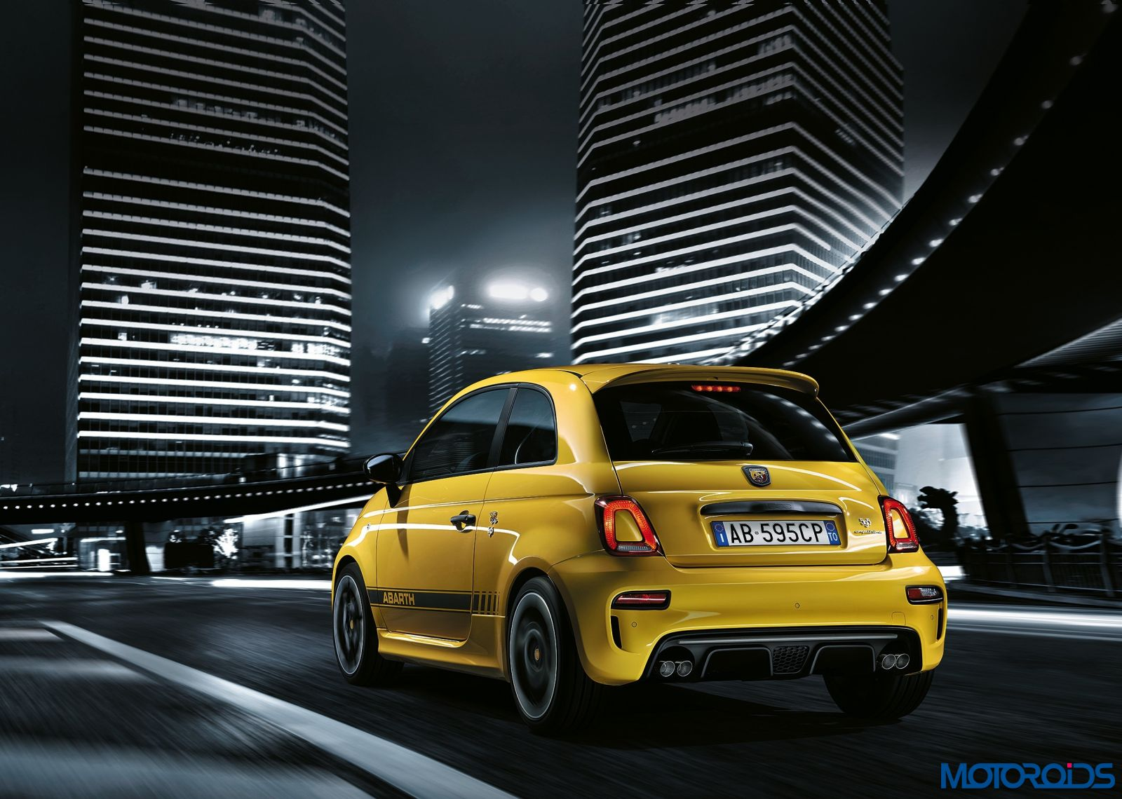New-2016-Abarth-595-Facelift - 2