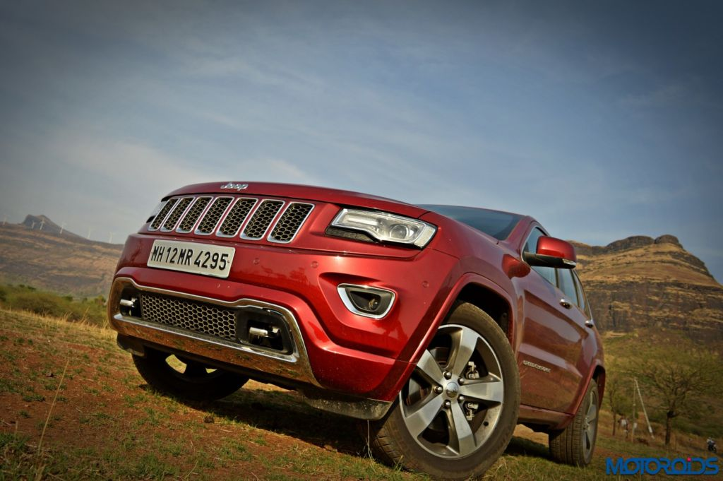 New 2016 Jeep Grand Cherokee red (5)