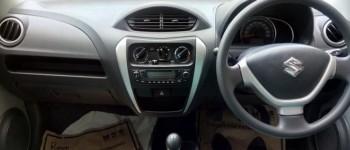 New 2016 Maruti Suzuki ALto 800 facelift (1)