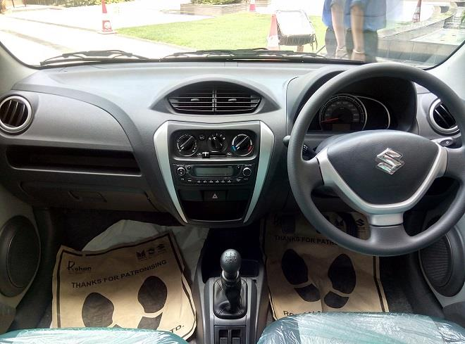 New 2016 Maruti Suzuki Alto 800 Facelift To Get Tons Of