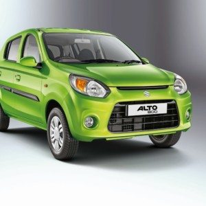 Official : 2016 Maruti Suzuki Alto 800 facelift launched, priced INR 2.49 lakh ex-Delhi – images and details