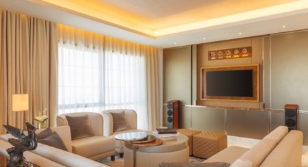 New Bentley Suite makes its debut at The St. Regis Dubai in Al Habtoor City