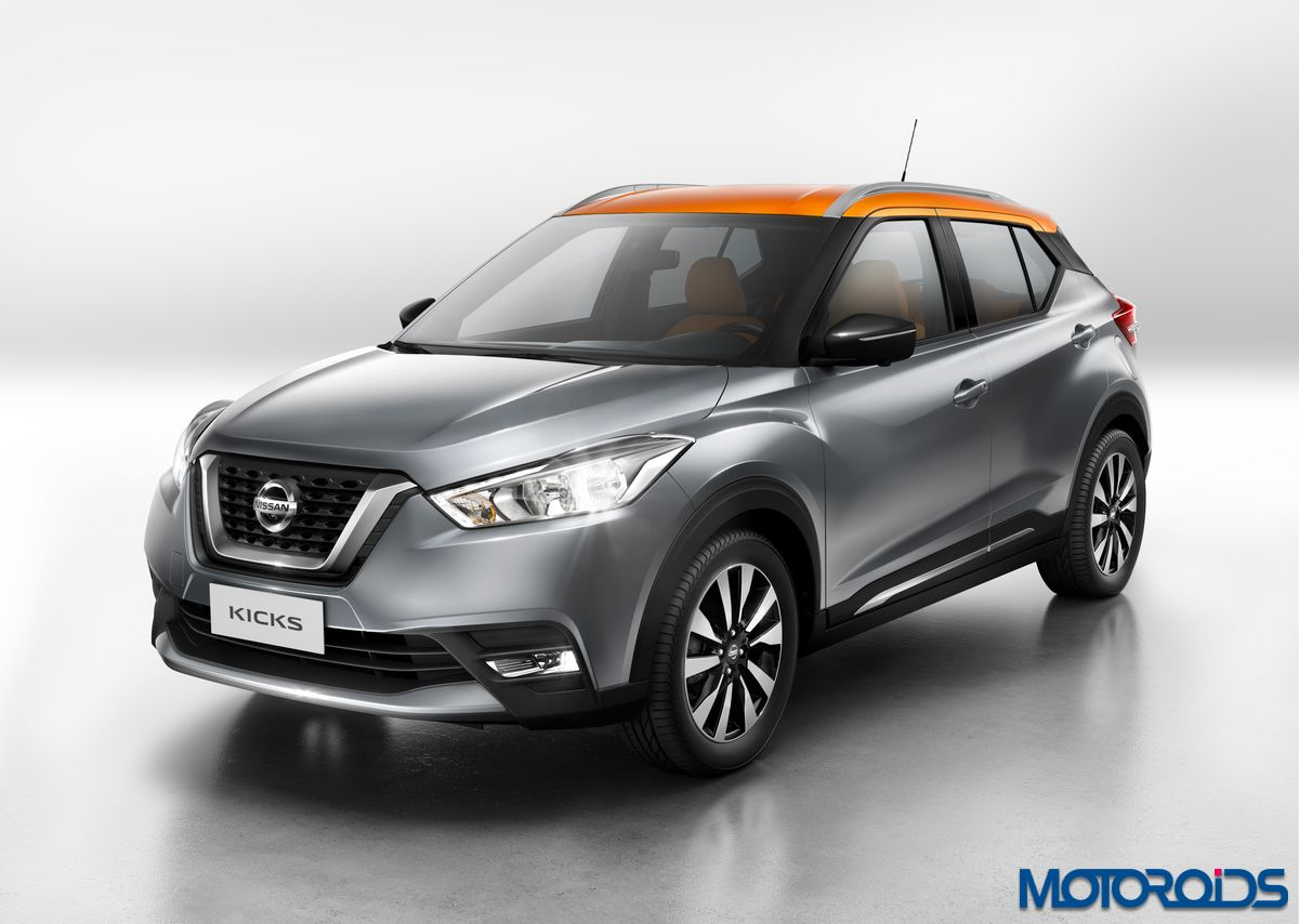 Nissan Kicks Compact Crossover - Unveiled (1)