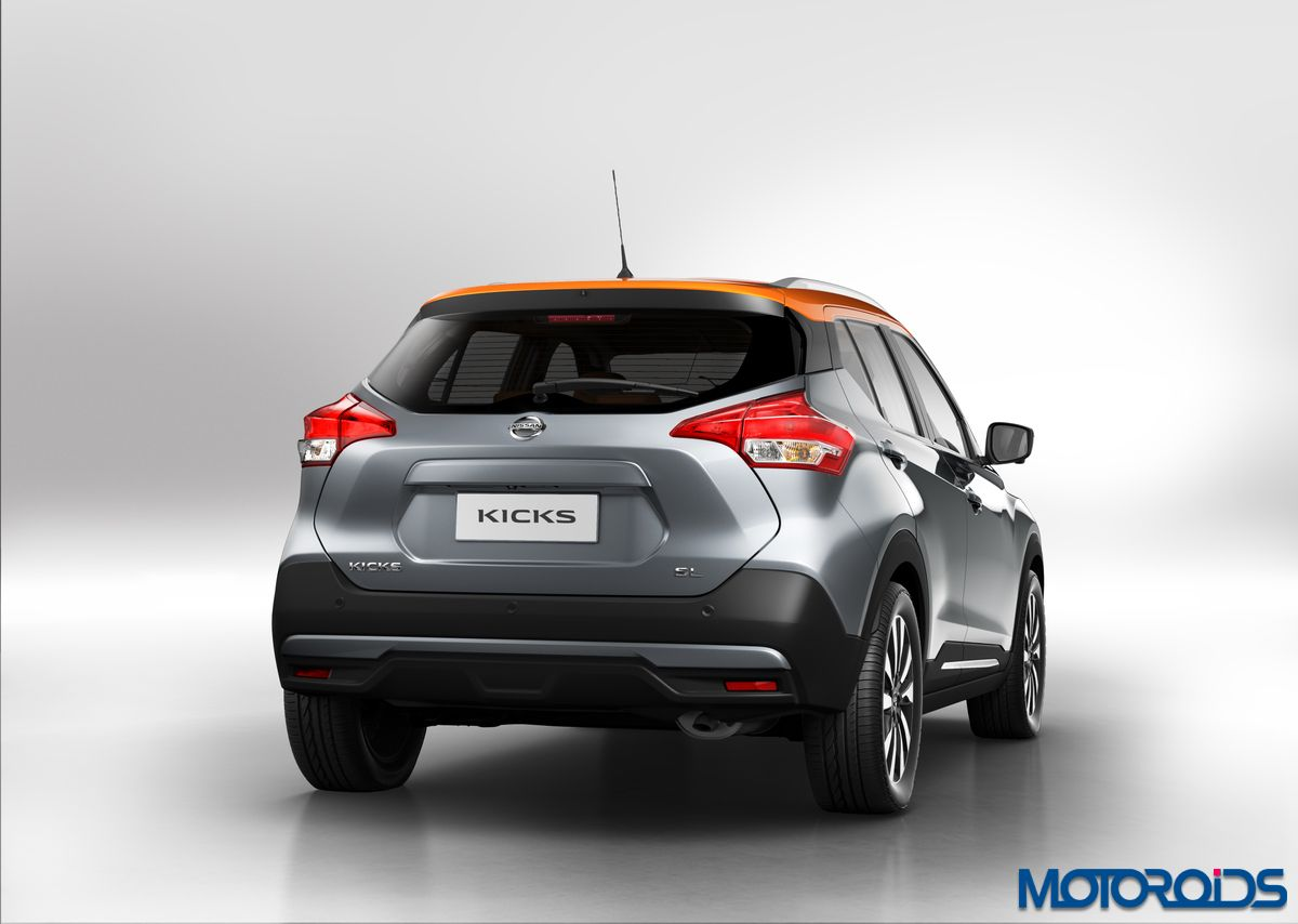 Nissan Kicks Compact Crossover - Unveiled (5)