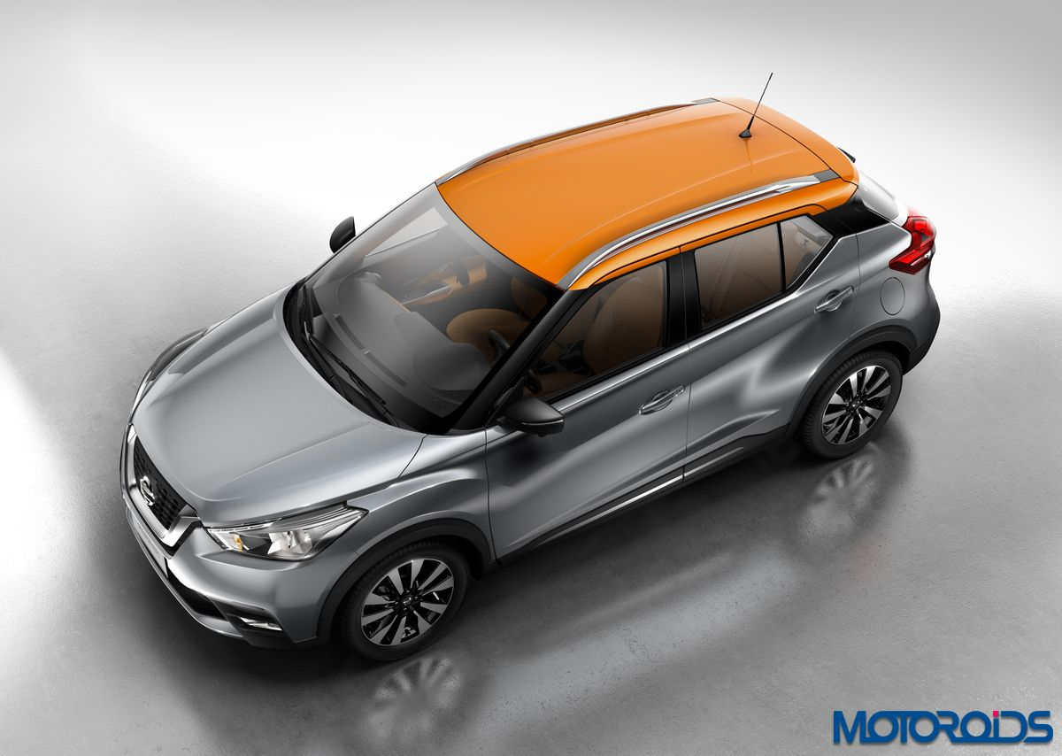 all new nissan kicks compact crossover unveiled brazil sales start in august india launch. Black Bedroom Furniture Sets. Home Design Ideas