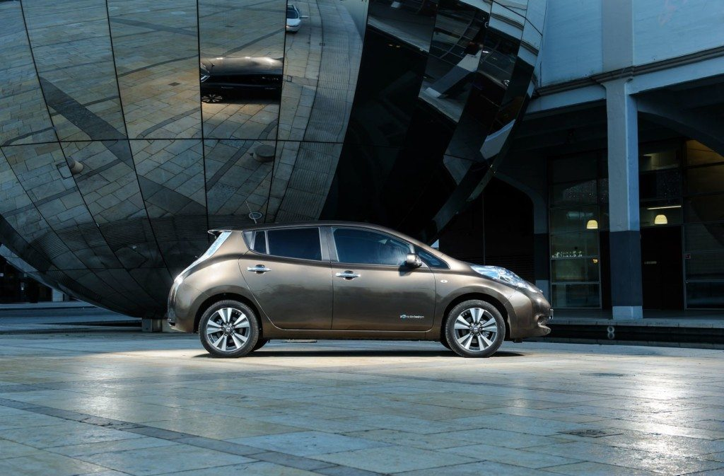 Nissan Zero Emission vehicle (3)