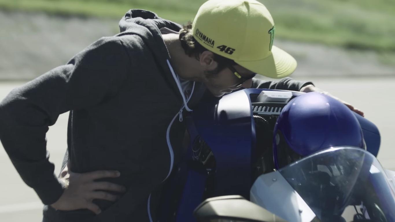 Rossi VS Motobot - 3