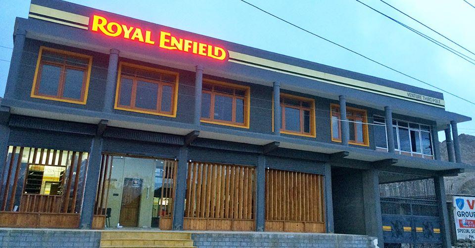 Royal Enfield Service Center Leh (1)
