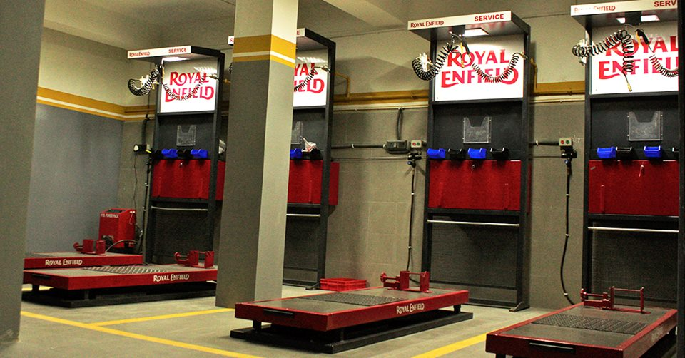 Royal Enfield Service Center Leh (3)
