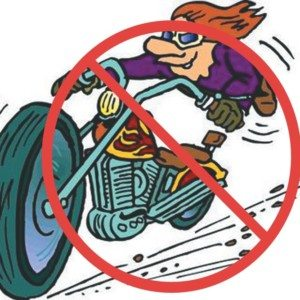 Mumbai: Speeding bikers receive new punishment in the form of a free haircut