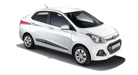Official:Hyundai Xcent 20th Anniversary Special Edition launched, priced at INR 6.25 Lakhs (ex-showroom Delhi) – images and details