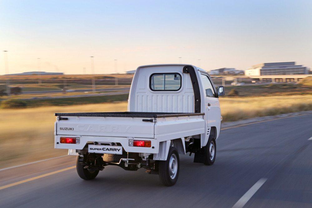 Suzuki Super Carry LCV (1)